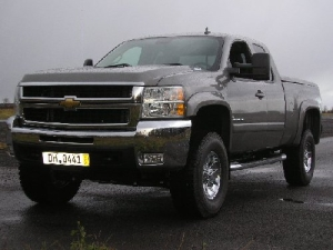 Chevrolet Pick Up Regular Cab C1500