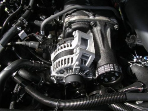 Supercharger von Roush
