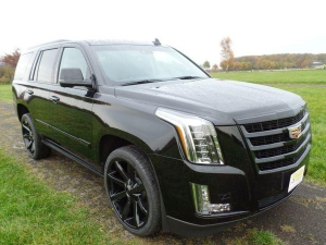 Cadillac Escalade 2016 Black Out Edition