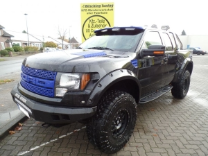 Ford Raptor 37 x 13.50 x 17 Bodylift