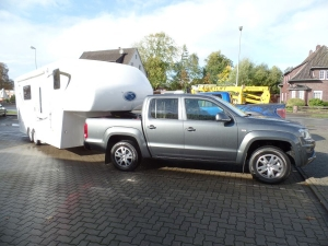 Dream Seeker  VW Amarok