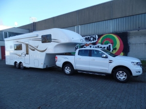 Fifth Wheel Company  Dream Rambler  2019