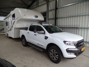 Fifth Wheel Company  Celtic Rambler / Ford Ranger