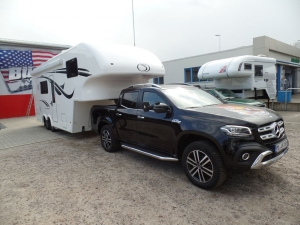 Fifth Wheel Company  Celtic Rambler / Mercedes X 350d